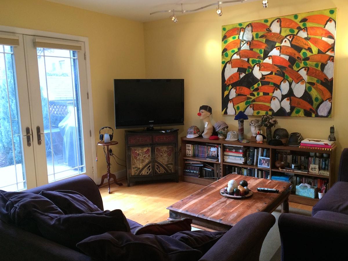 Luxury 3BR/3Ba Duplex mins to NYC