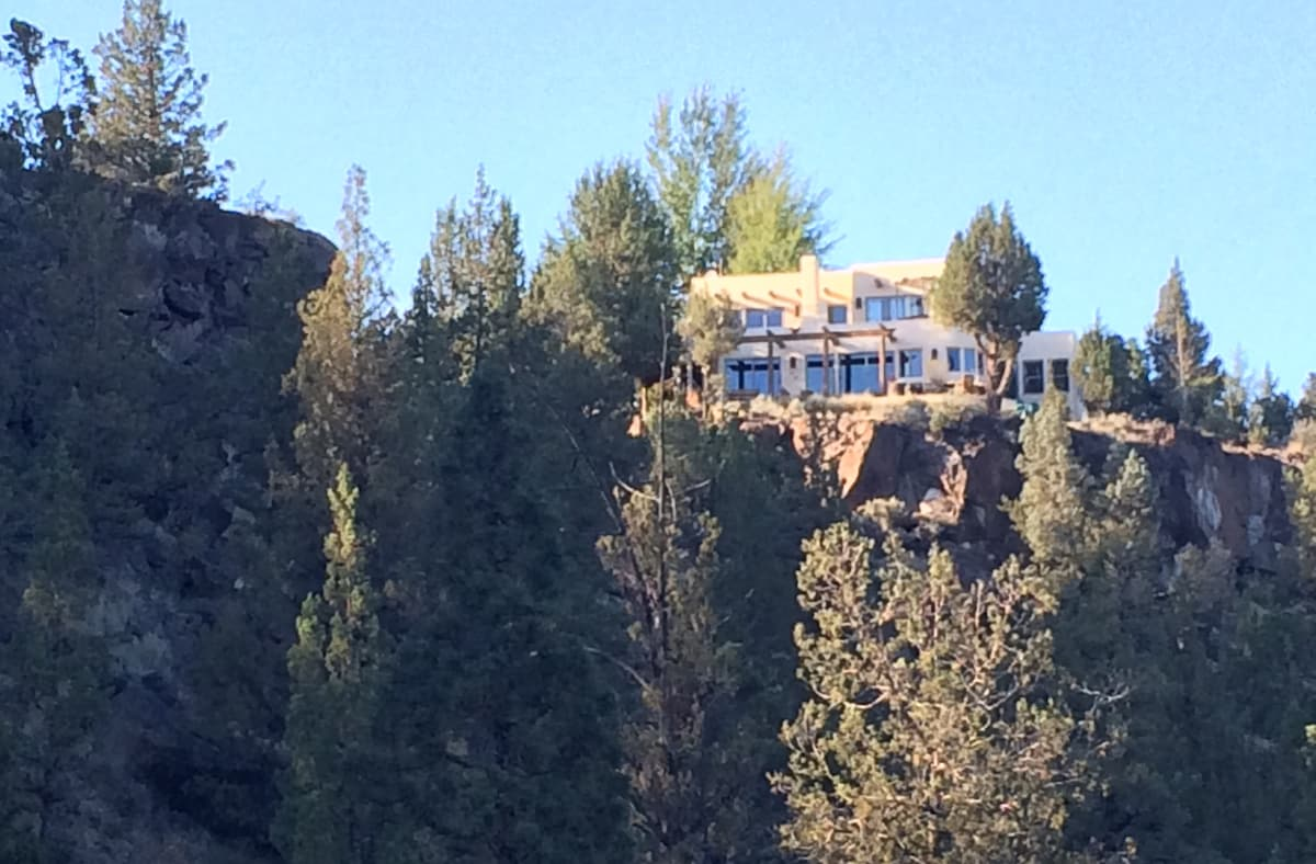 Right On The River at Canyon Rim!