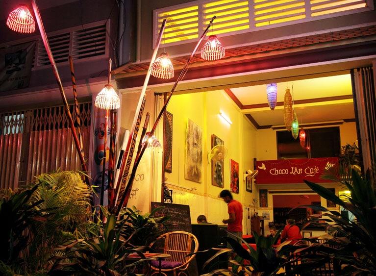 Double room for rent in Battambang