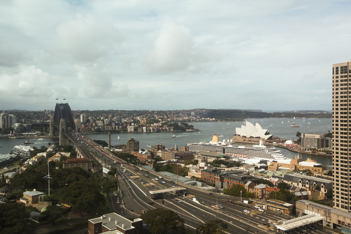 Sydney Harbor/Rocks 5 Star Priv Rm