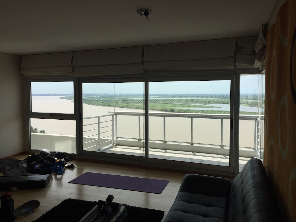 Exceptional views and location
