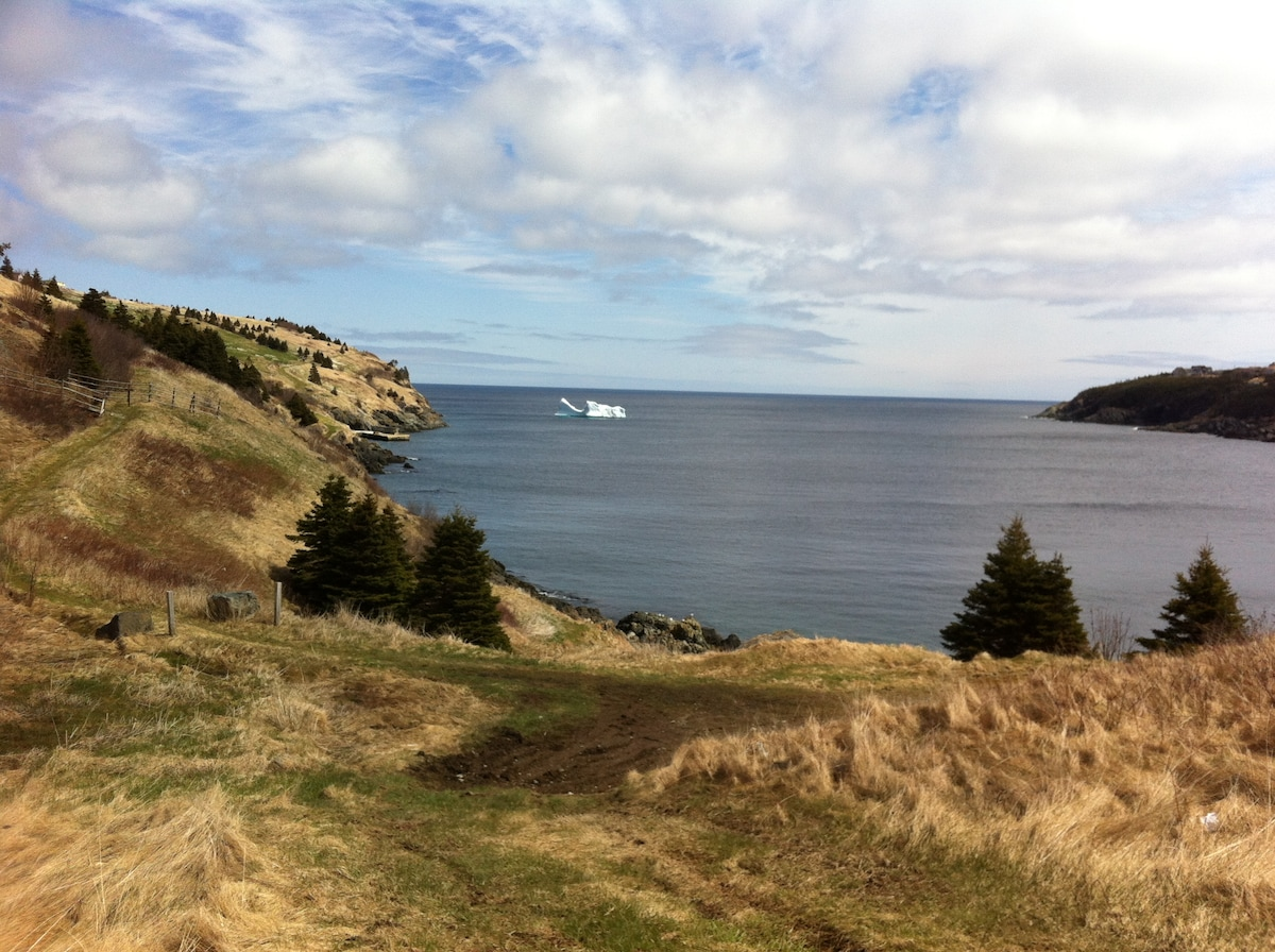 On Doorstep to East Coast Trail