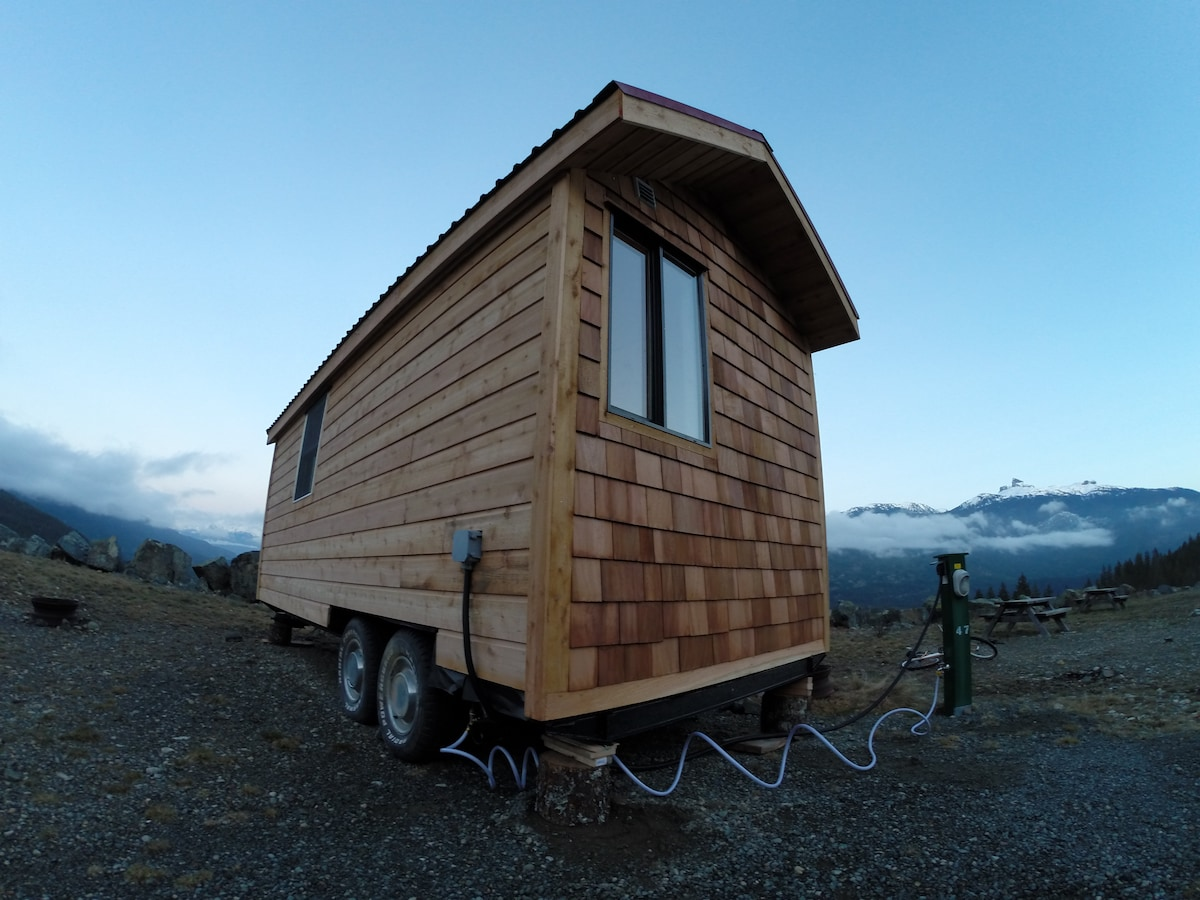Whistler Tiny House with a View