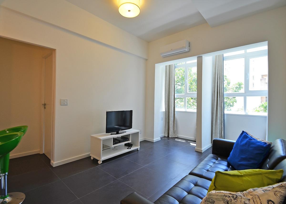 Silent 2 bedroom apartment D052