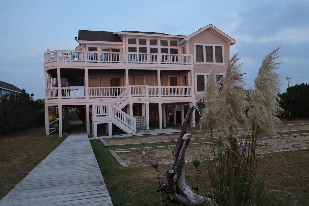 Outer Banks Ocean Front
