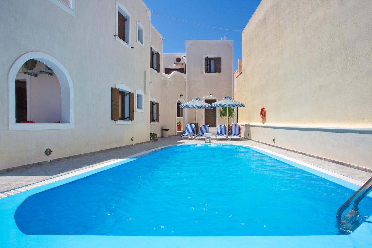 Kelenis Apartments Santorini
