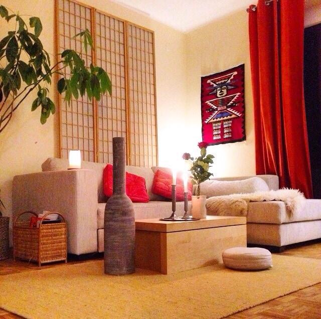 Authentic centric apartment