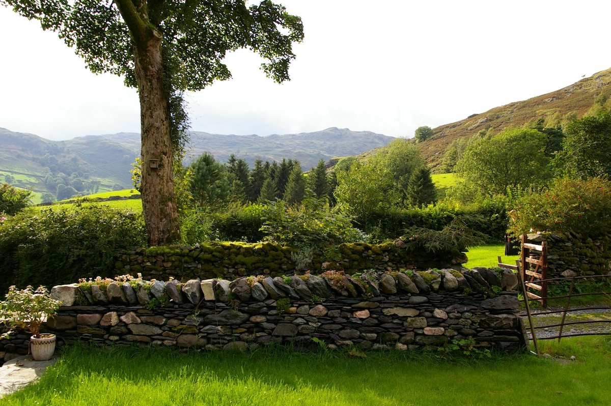 Rural retreat in Lake District