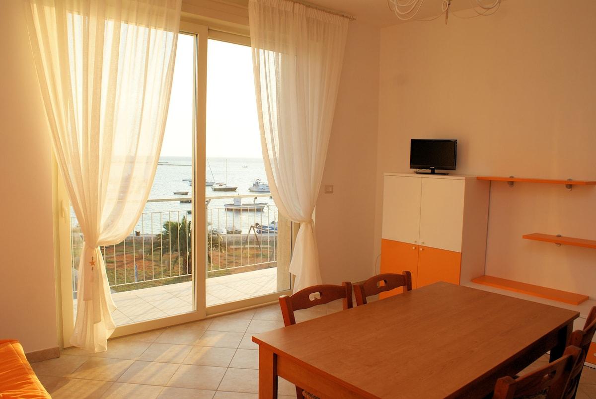 Apartments beautiful sea view