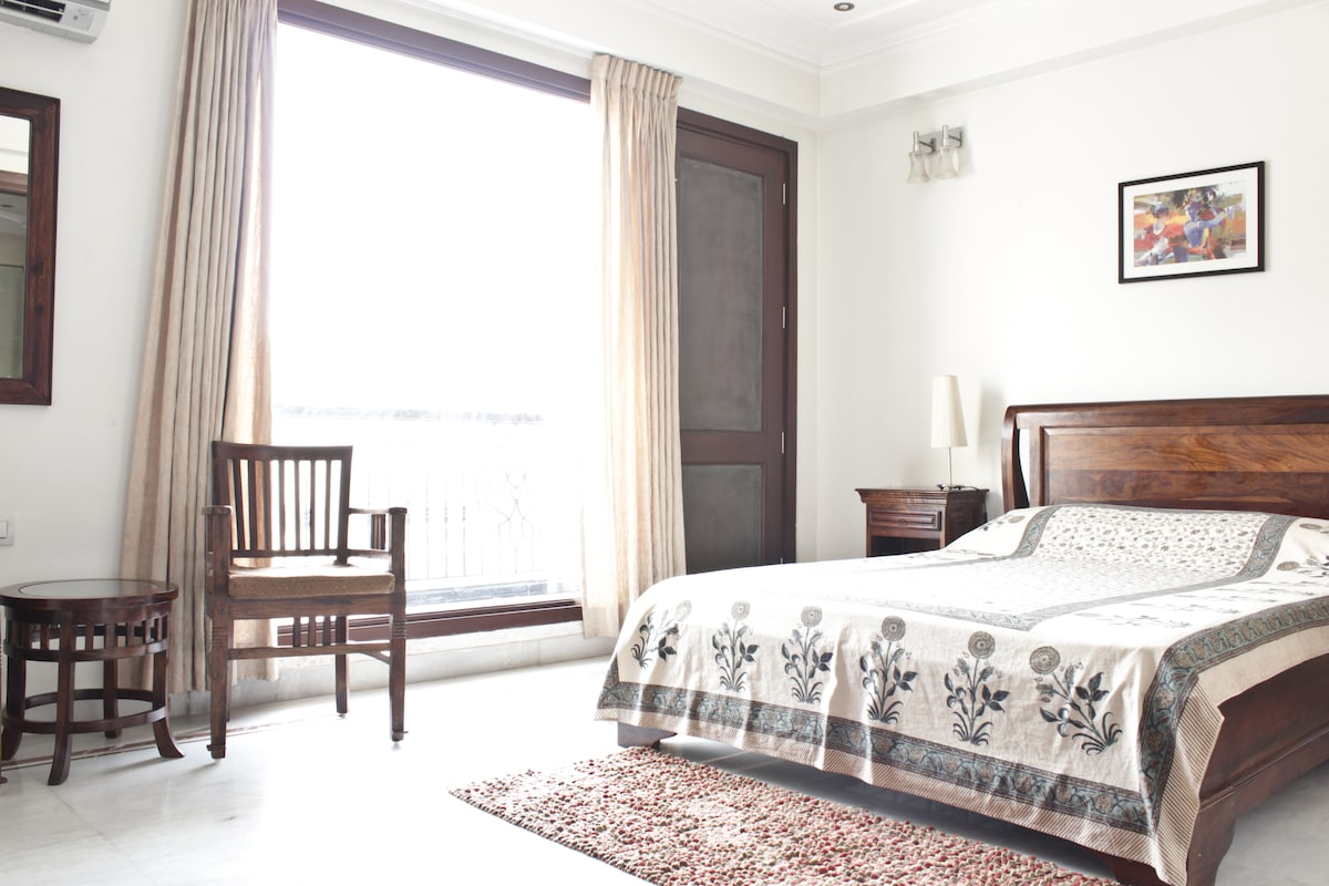 Among Delhi's top 5 homestays