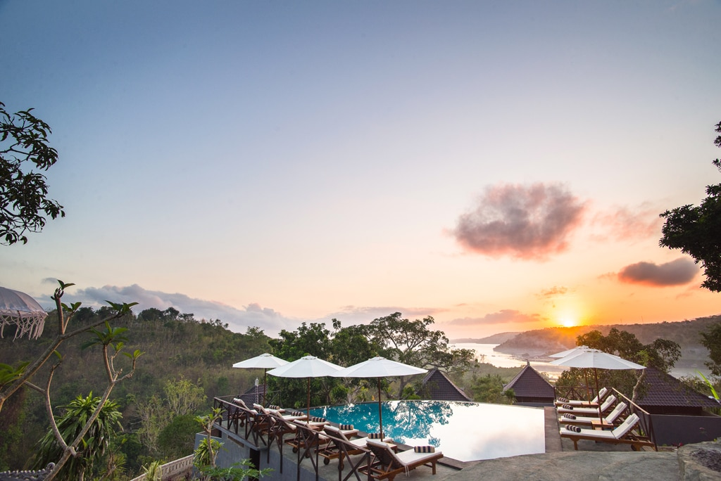 The Best Sunrise view-Lembongan