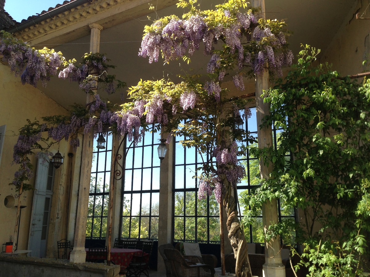 Charming place in a 13th bastide
