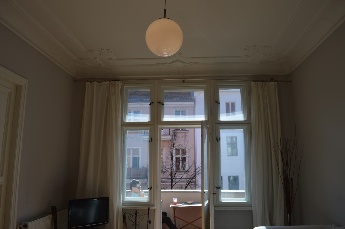 Charming Apartment Prenzlauerberg
