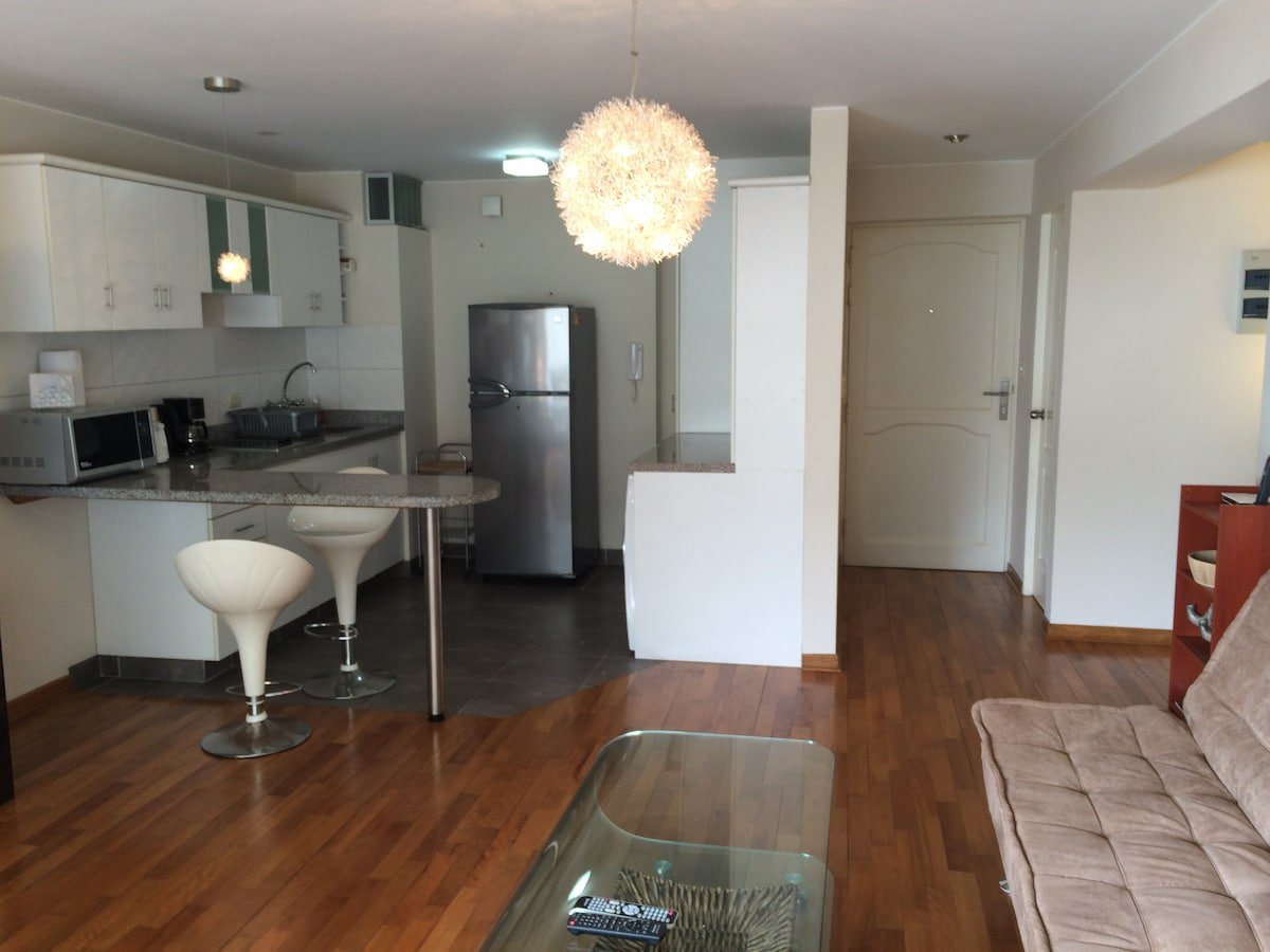 1 BD Apartment close to everything!