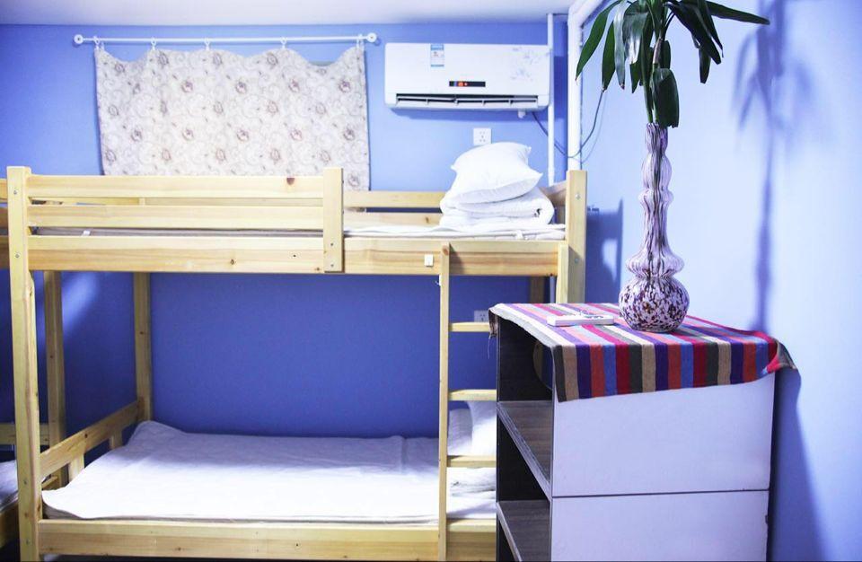 4beds dorm with bathroom