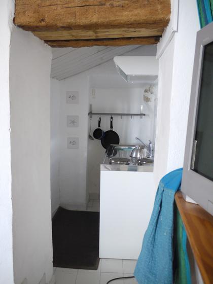 Cozy studio 6km from the beach