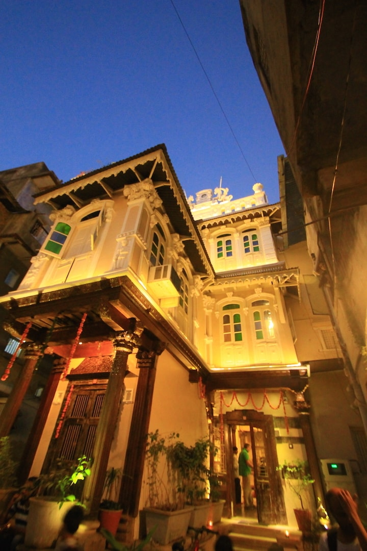 'French Haveli ' Heritage home