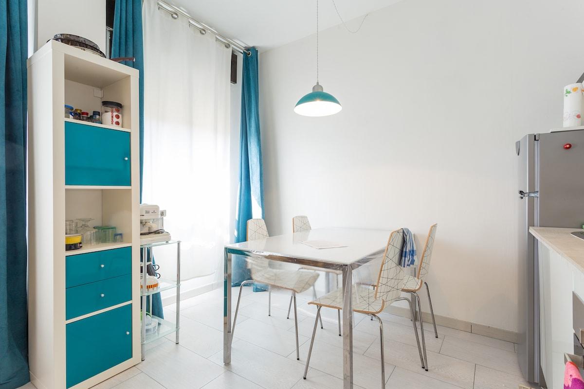 Luminoso appartamento a Perugia
