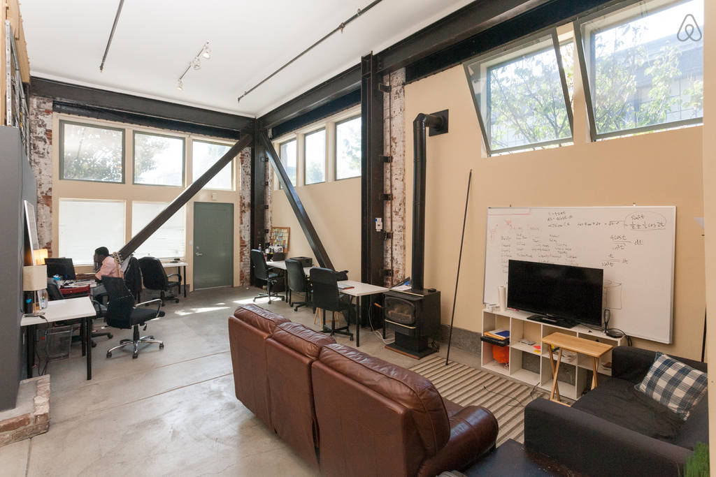 (A3) Top Bunk in Startup House