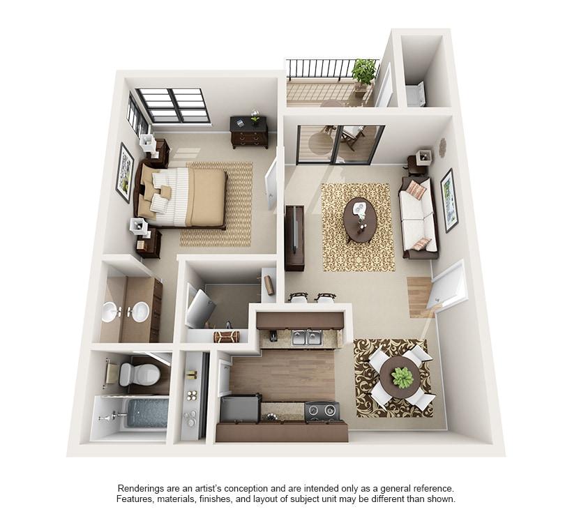 SXSW Apartment