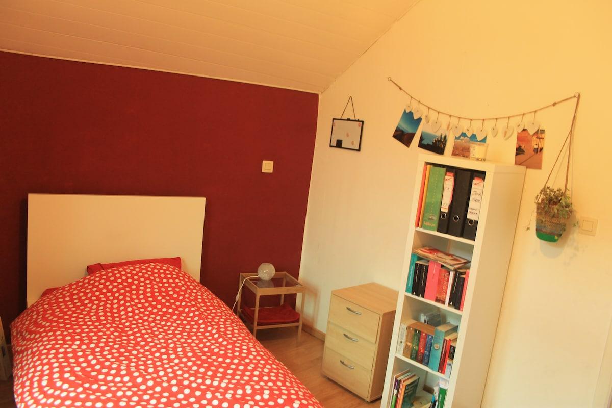 chambre privée pour une personne