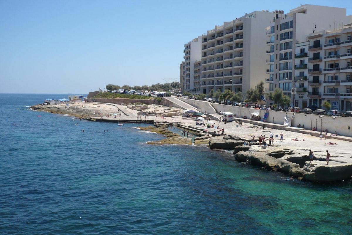 Sliema Malta  city images : Sliema. Sea, Sun & Fun!!! in sliema