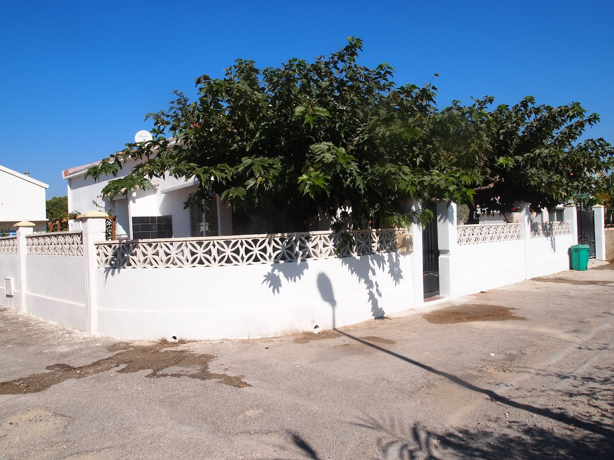 Villa plain pied à 70m de la plage
