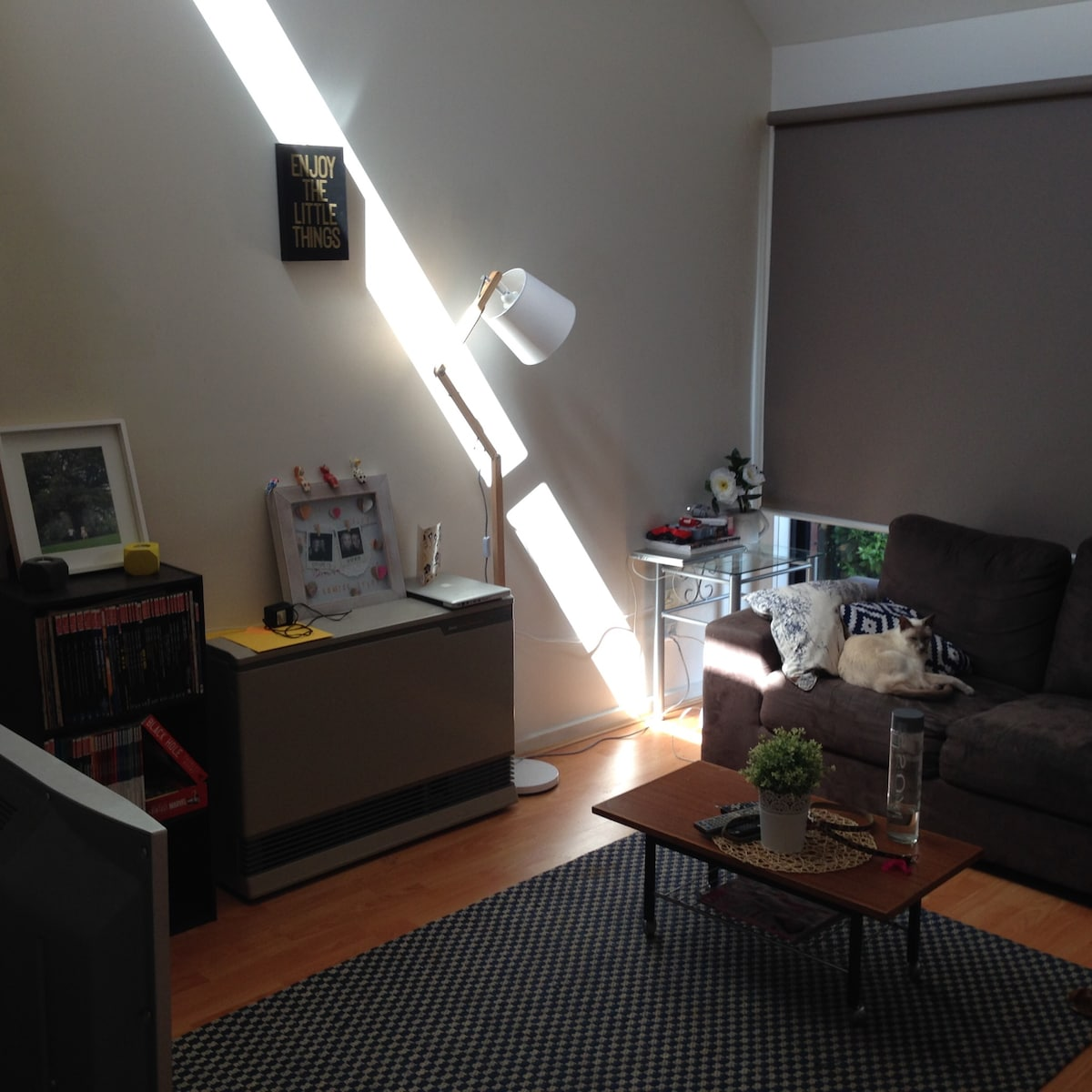 Cosy unit. 10 minutes from CBD