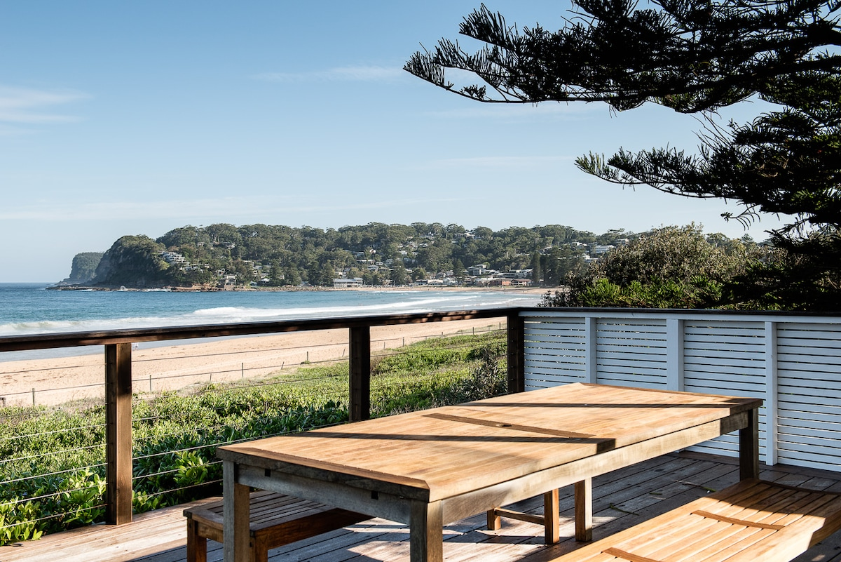 Beach Front - Avoca (North)