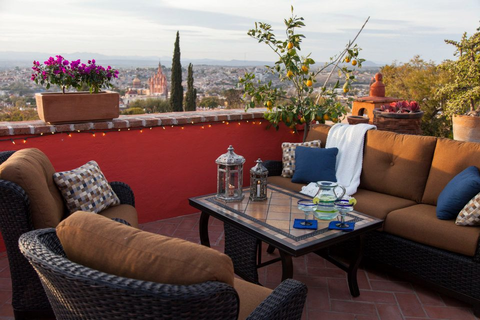 Centro Townhouse with a View