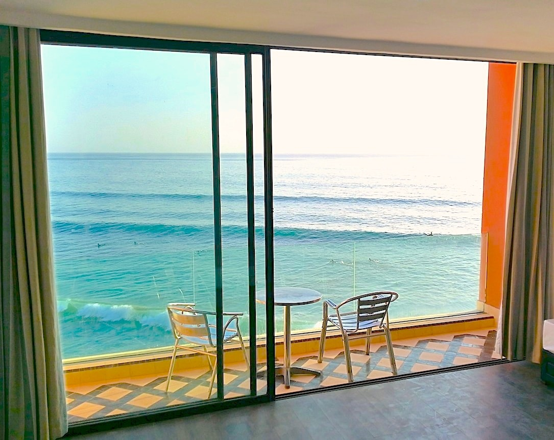 Bouad Taghazout Front Row 3 Bed