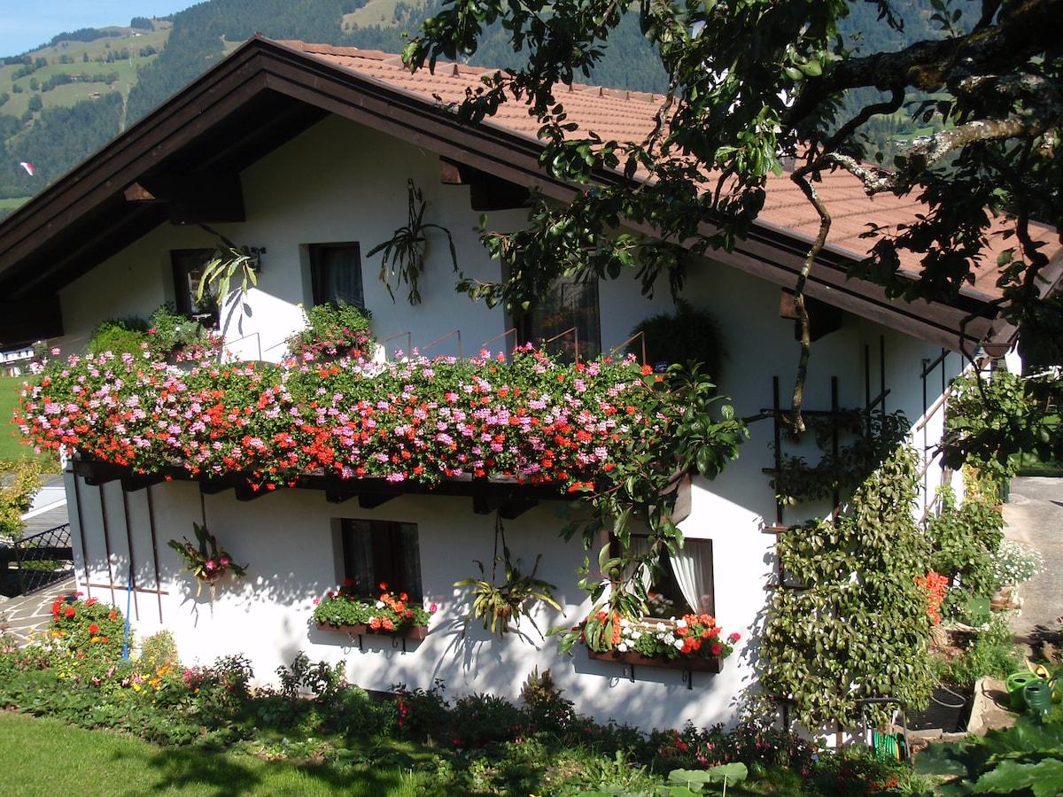 Über den Dächern von Kitzbühel