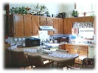 Feed a family, or just yourself in our large kitchen