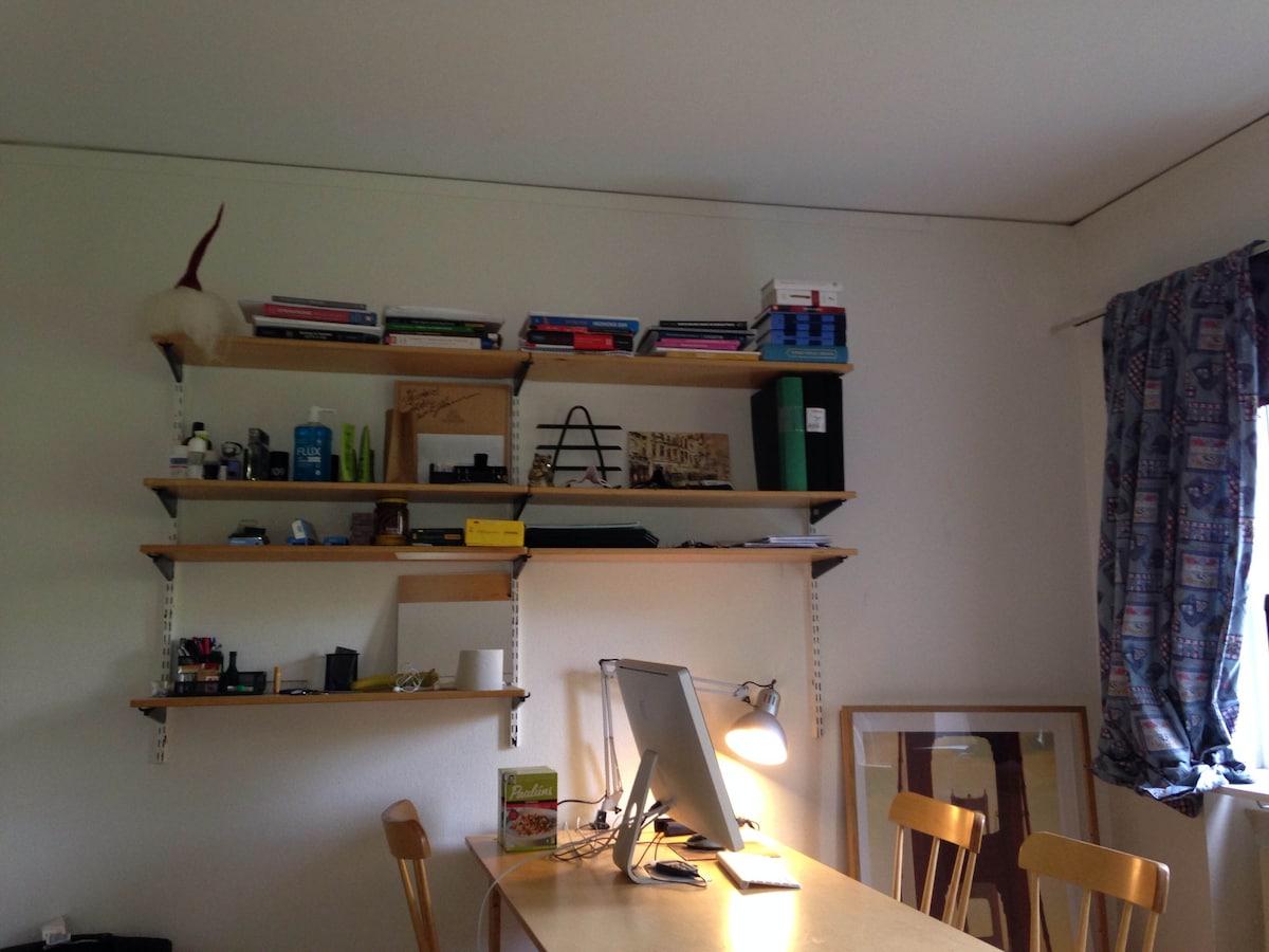 Central apartment in Gothenburg :)