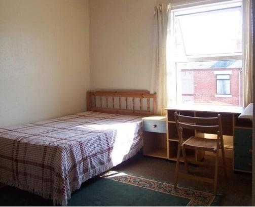 Double Bedroom In Terraced House 1