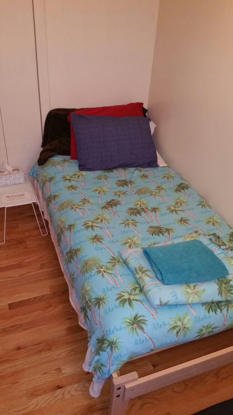Own bedroom in beautiful brownstone