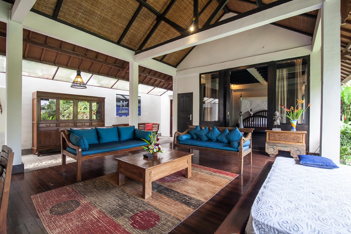 Charming house in the south Bali