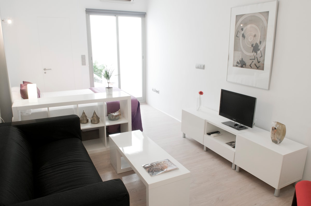 Modern Apartment. Málaga Center