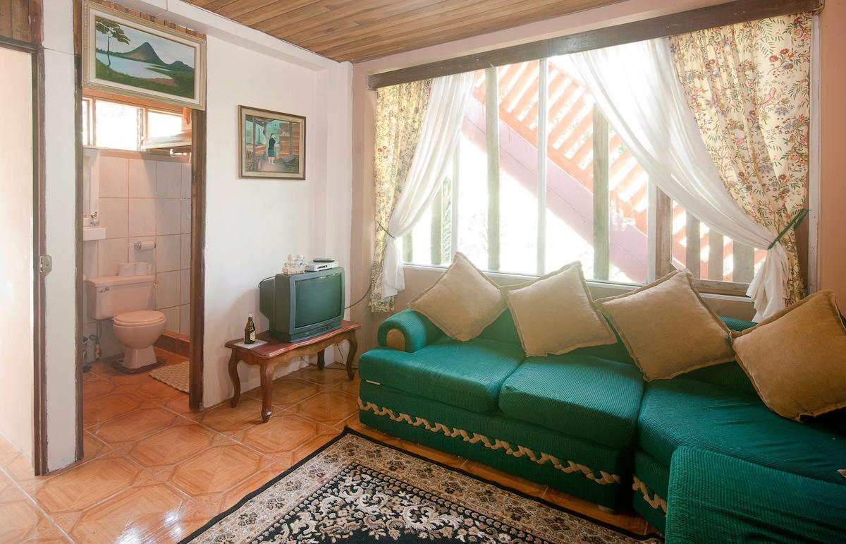 Madre Selva Apartment, Deck & Trail