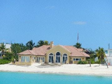 Luxury on Boggy Sand Beach