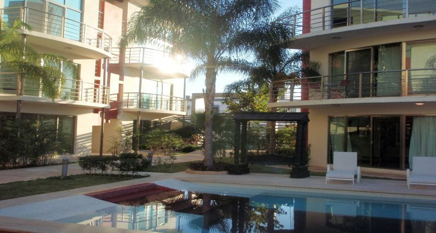Dontown Apartment, 1 Bedroom, Pool