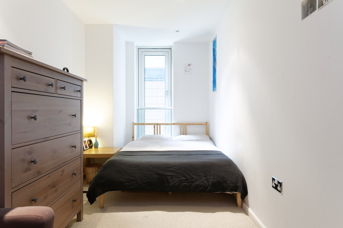 Fantastic Bedroom in Canary Wharf!