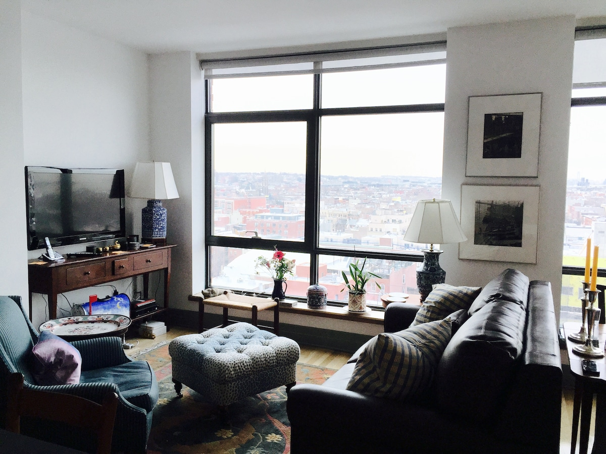 Georgeous 1BR with spectacular view