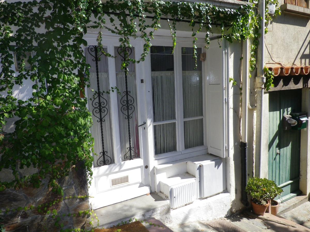 Atypique studio centre de Collioure