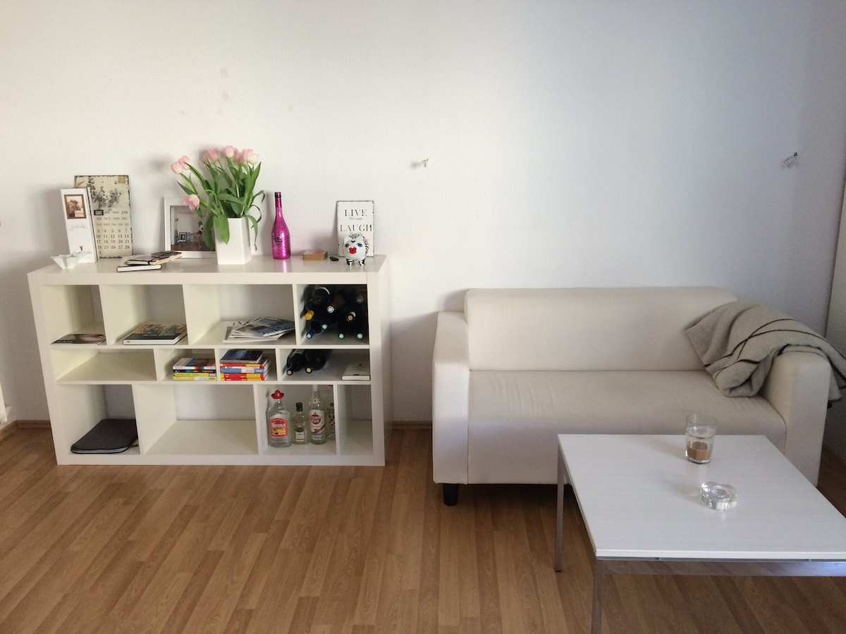 Nice central apartment in Hanover