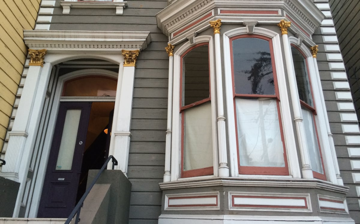 Authentic Mission Victorian