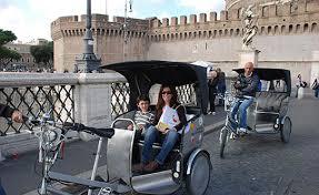 Pedicab service