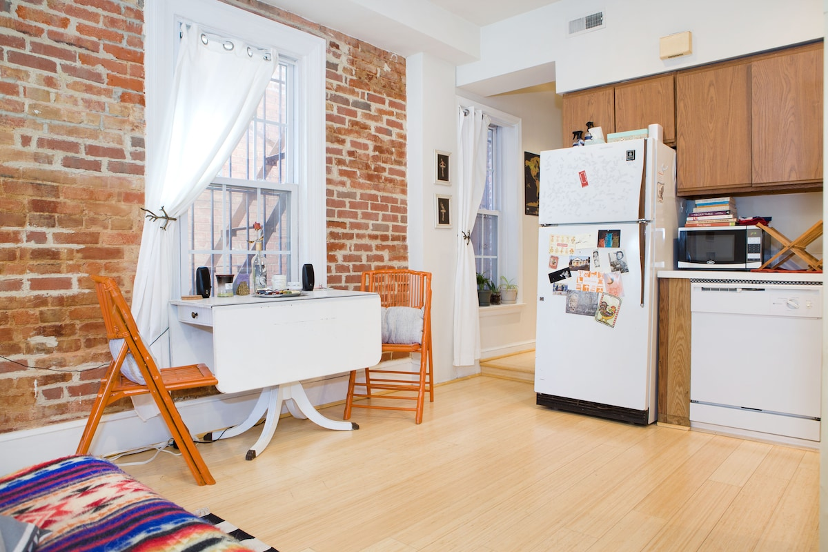 Charming, Cozy, & Clean Studio Apt