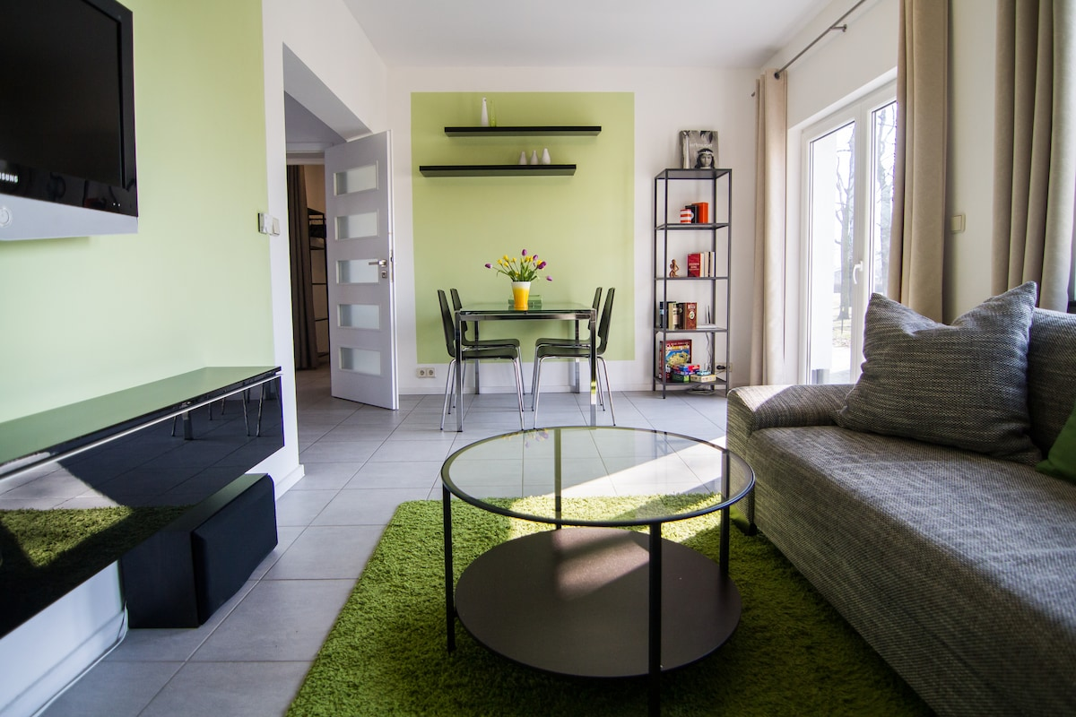 great holiday flat in Leipzig