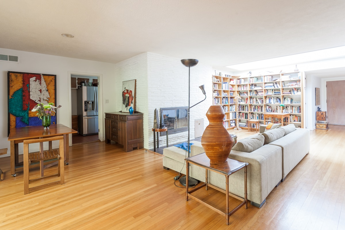 Mid Century dream home in Los Feliz